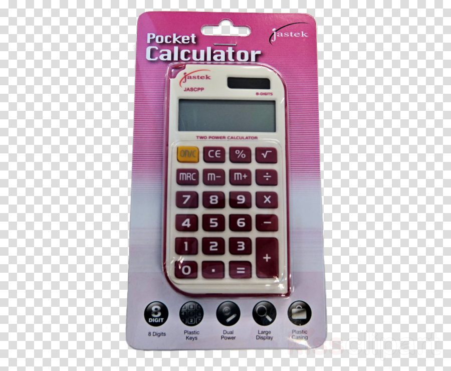 Calculator, transparent png image & clipart free download
