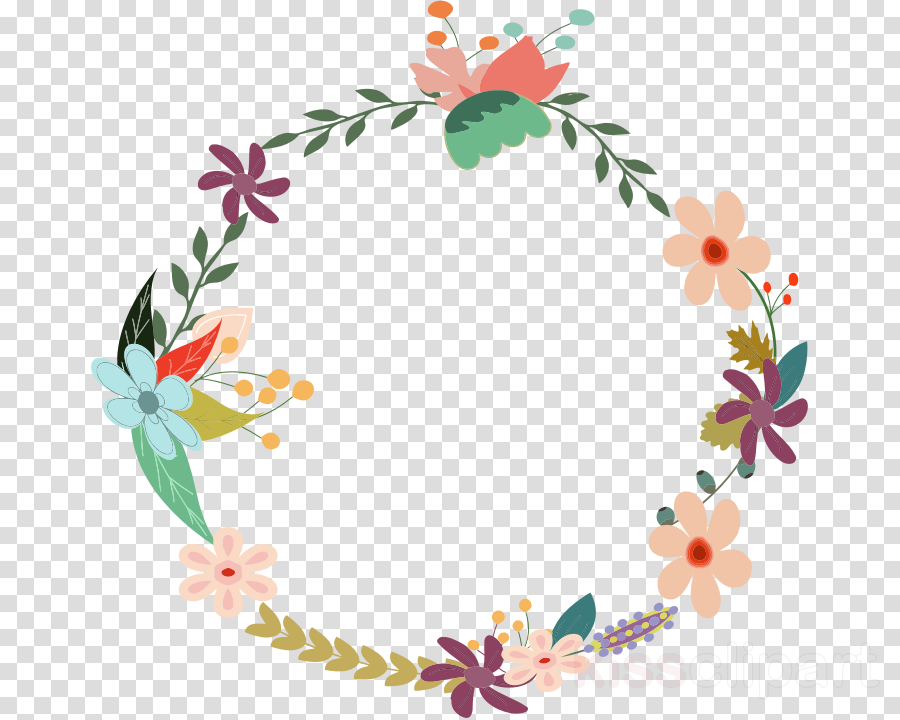 flower wreath png clipart Wreath Floral design Clip art