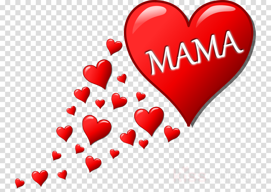 mothers day heart clipart Mother's Day Clip art