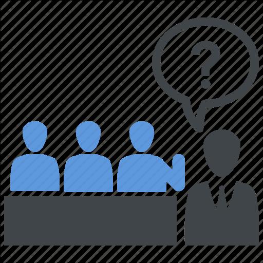 Interview Cartoon clipart - Communication, transparent clip art