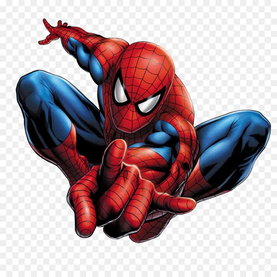 Spiderman Clipart