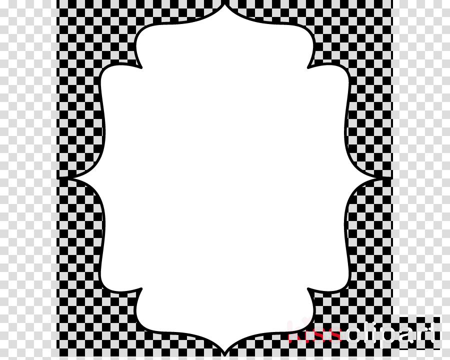 black bracket frame png clipart Borders and Frames Picture Frames Clip art