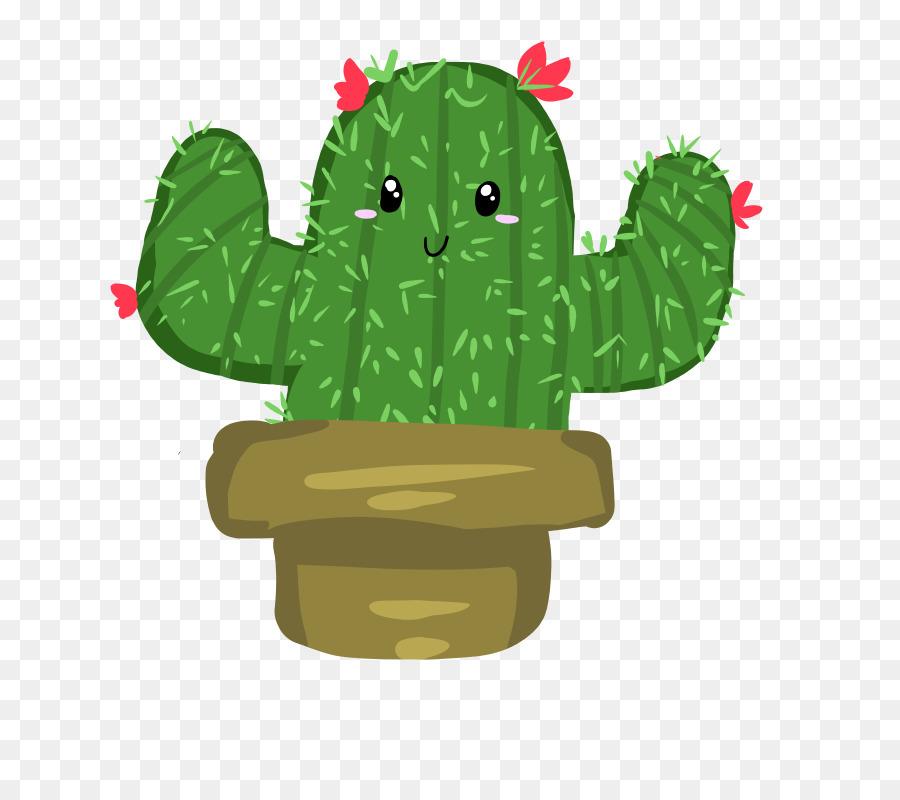 Christmas Cactus Clipart.Christmas Tree Cartoon Clipart Cactus Tree Transparent