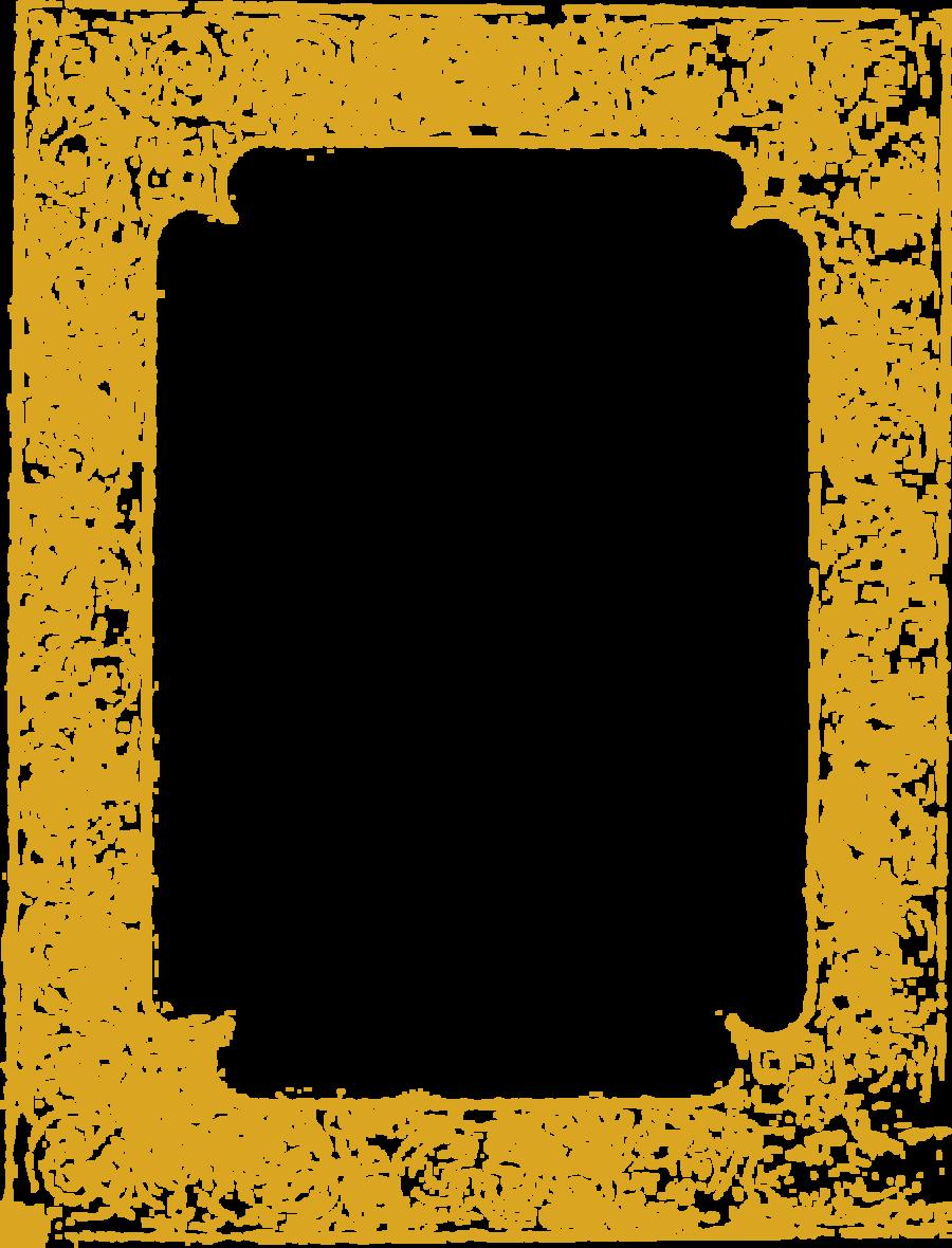 Paper Background Frame