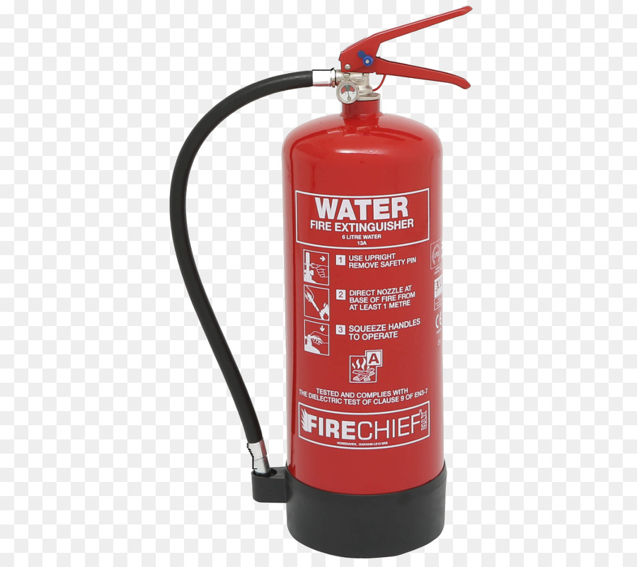 Fire Extinguisher Clipart