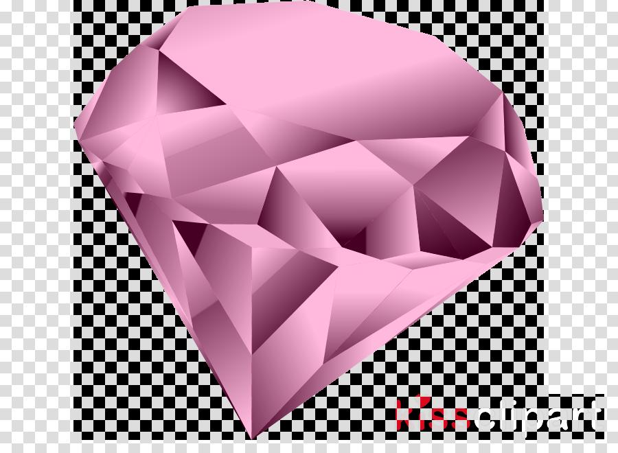 pink diamond clipart Pink diamond Clip art