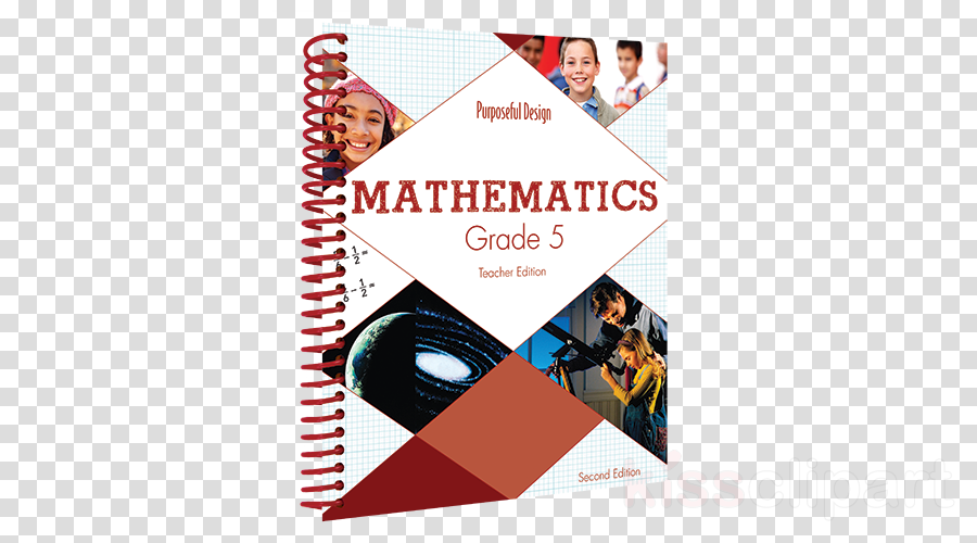 mathematics [book] clipart Mathematics Math: Grade 5 Textbook