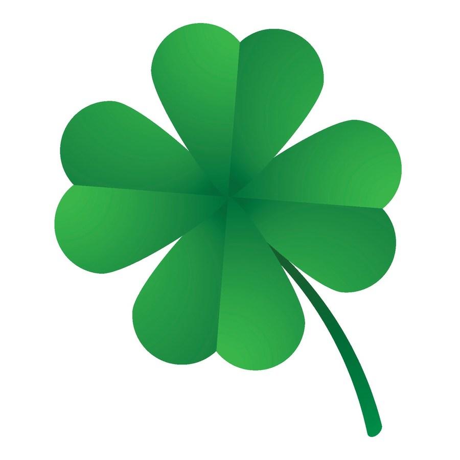 Download Good Luck Clover Clipart Four Leaf Clover Luck Shamrock