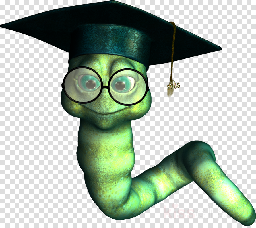 book worm with no background clipart Bookworm Clip art