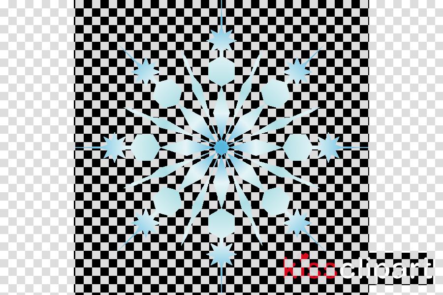 green snowflake clipart Snowflake Green Clip art