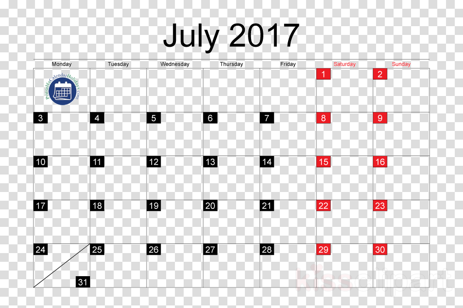 transparent april 2018 calendar clipart Template Calendar 0