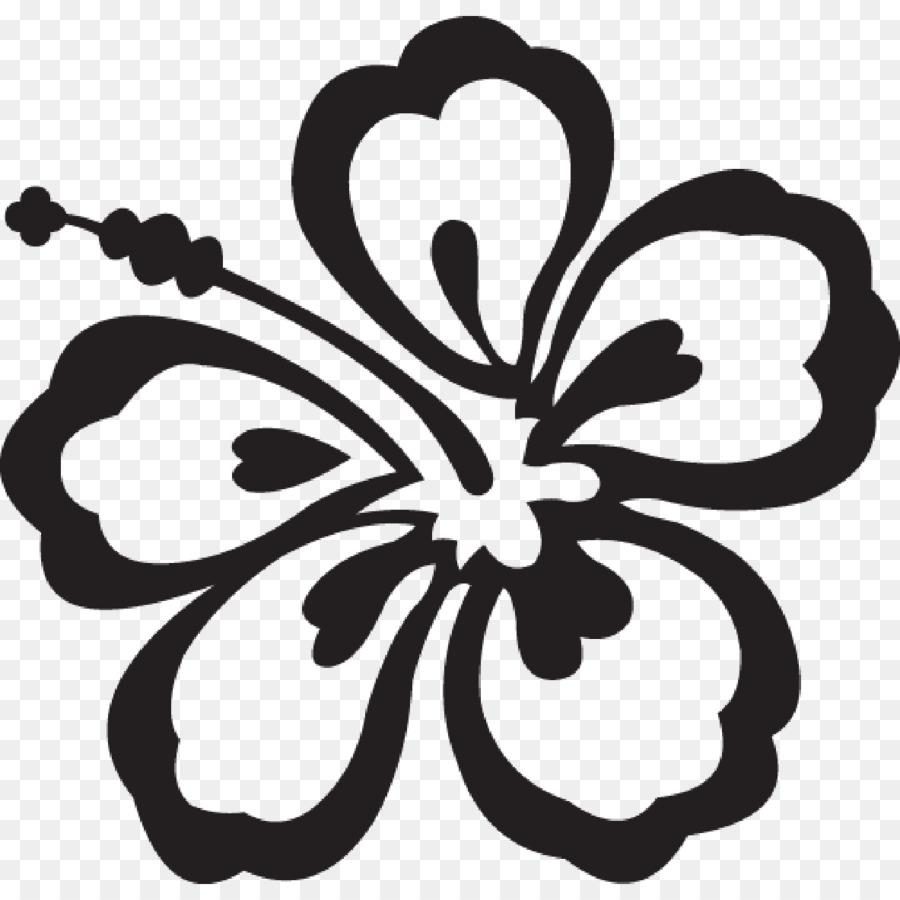 Download Hawaiian Flowers Clip Art Clipart Hawaii Flower Clip Art