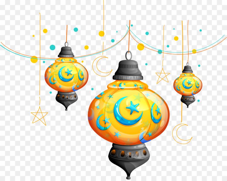 Eid Mubarak Ornament