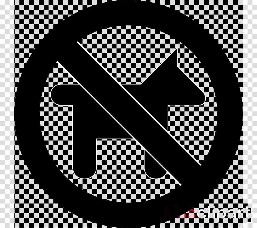 no dogs icon clipart Dog Clip art