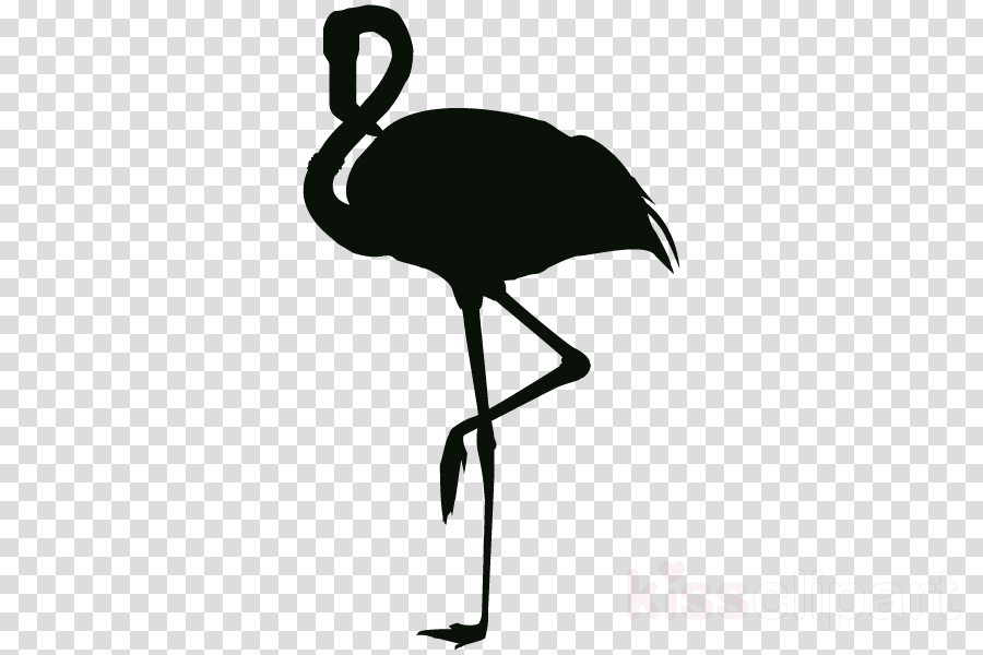 flamingo decal clipart Wall decal Sticker