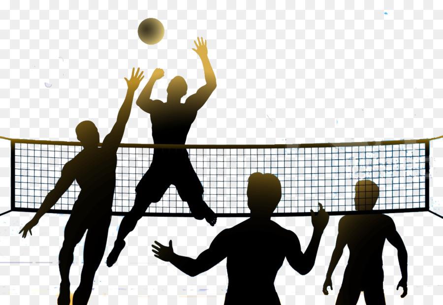 Volleyball beach. Ball clipart sports team