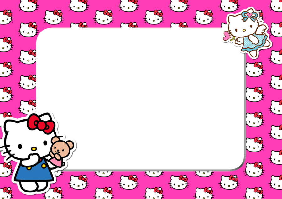 hello kitty frame png clipart Hello Kitty
