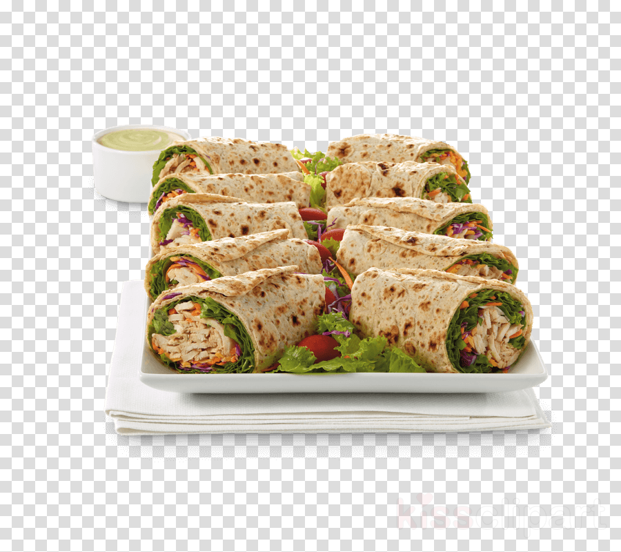 Wrap clipart Vegetarian cuisine Chicken nugget Taco