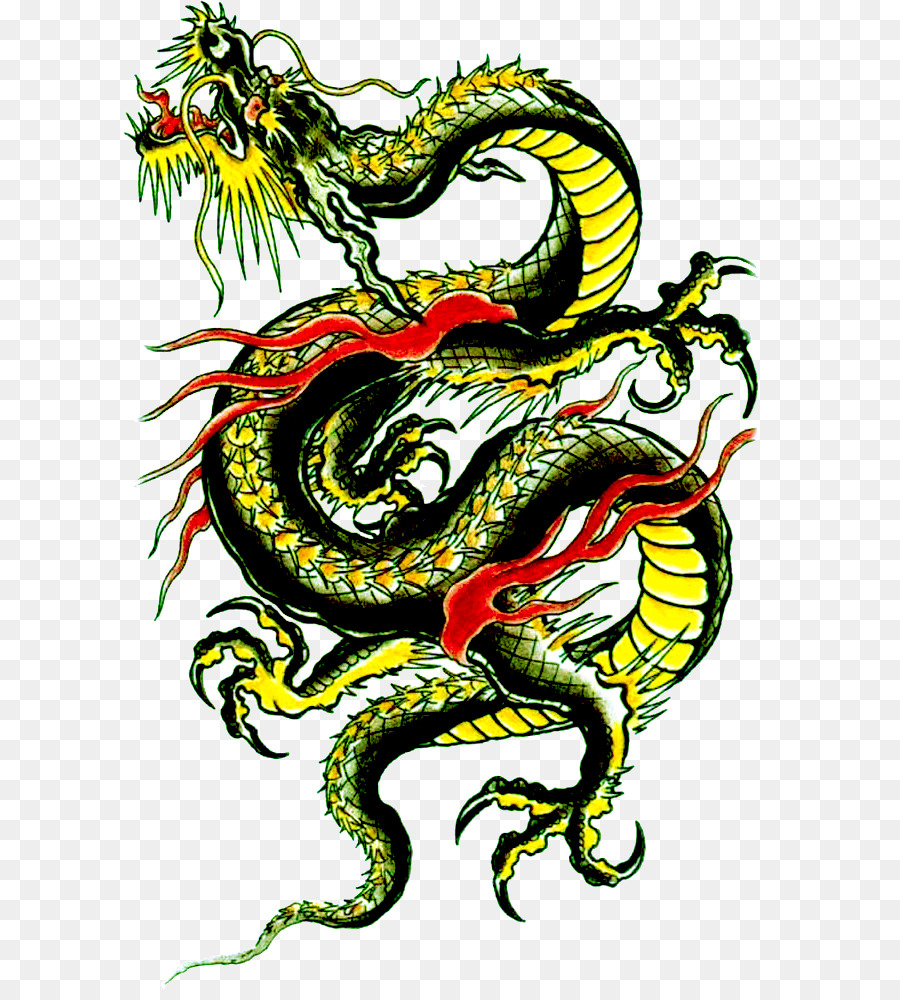oriental dragon png clipart China Chinese dragon