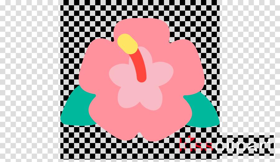 Emoji Flower Transparent Png Image Clipart Free Download