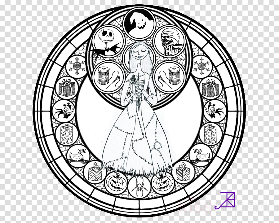 disney stained glass coloring pages clipart Window Coloring book Stained glass