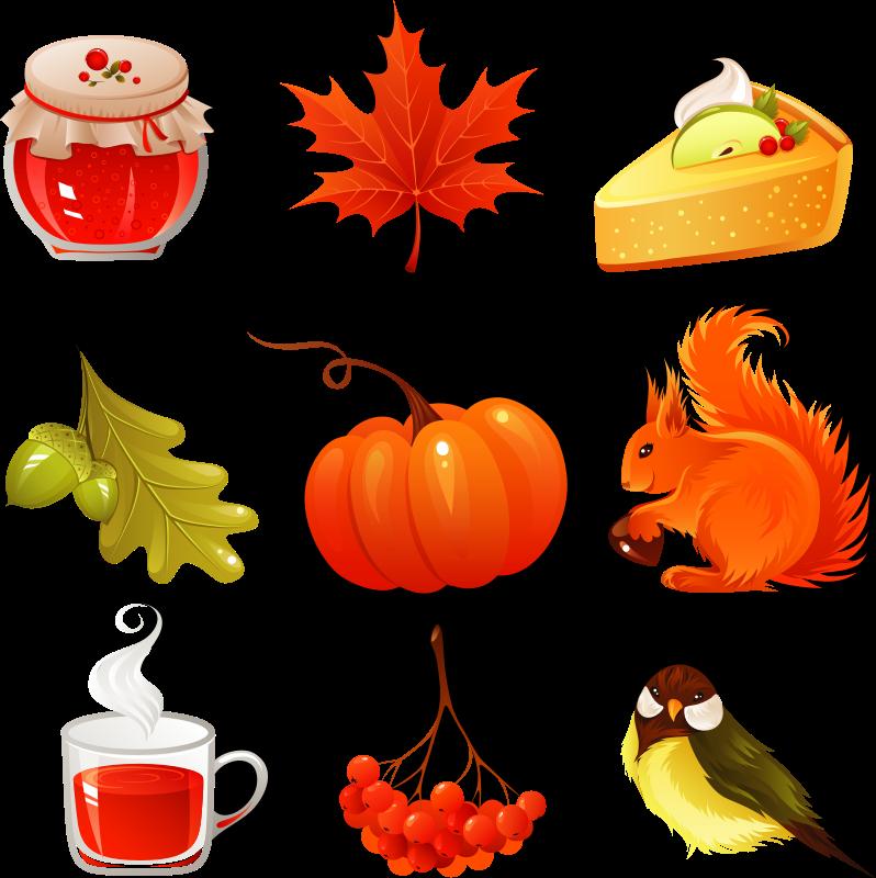 autumn icons clipart Computer Icons Clip art