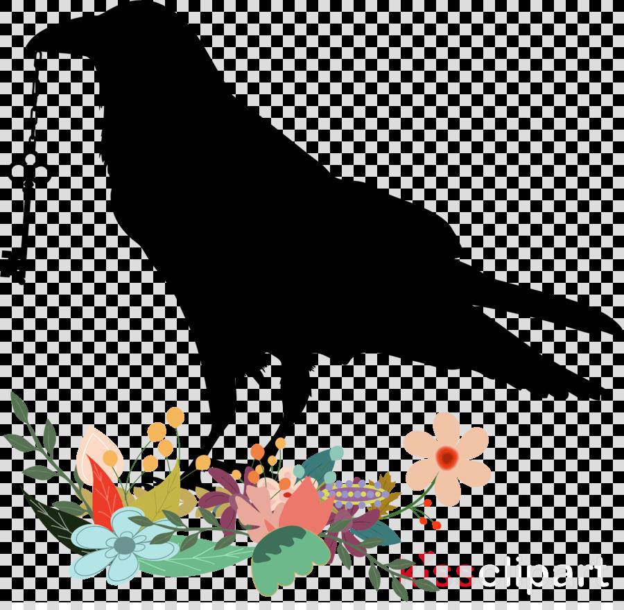 free raven clipart Common raven Clip art