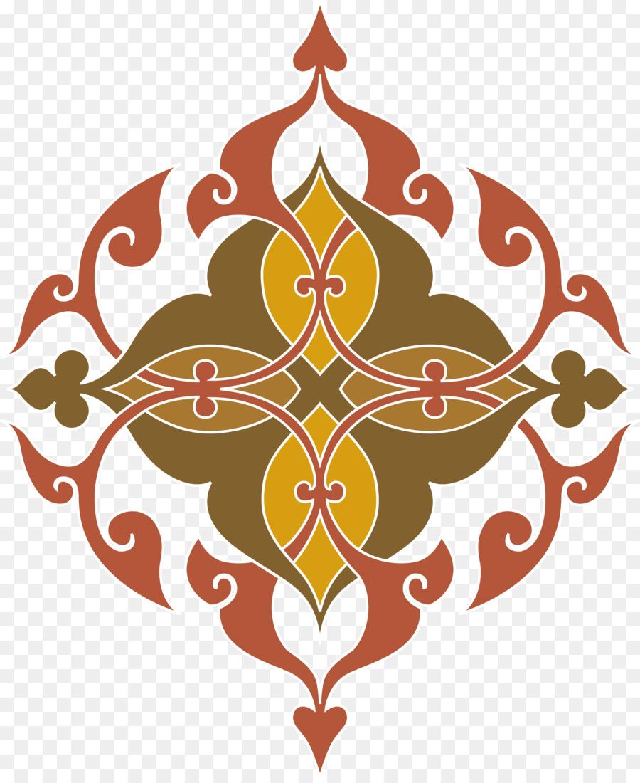 Islamic Background Flower