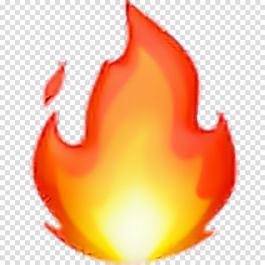 fire emoji clipart Apple Color Emoji Fire