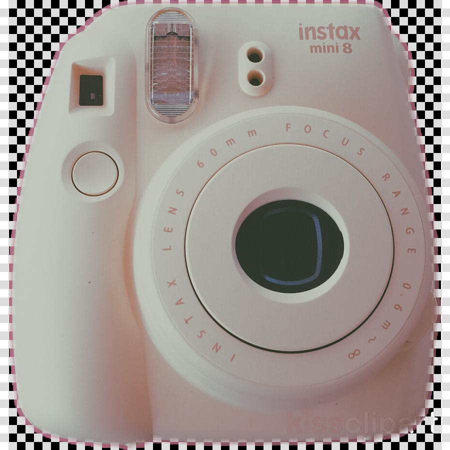 aesthetic transparent camera clipart Digital Cameras Instant camera