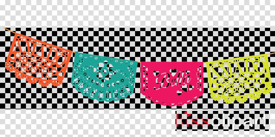 fiesta banner png clipart Paper Clip art