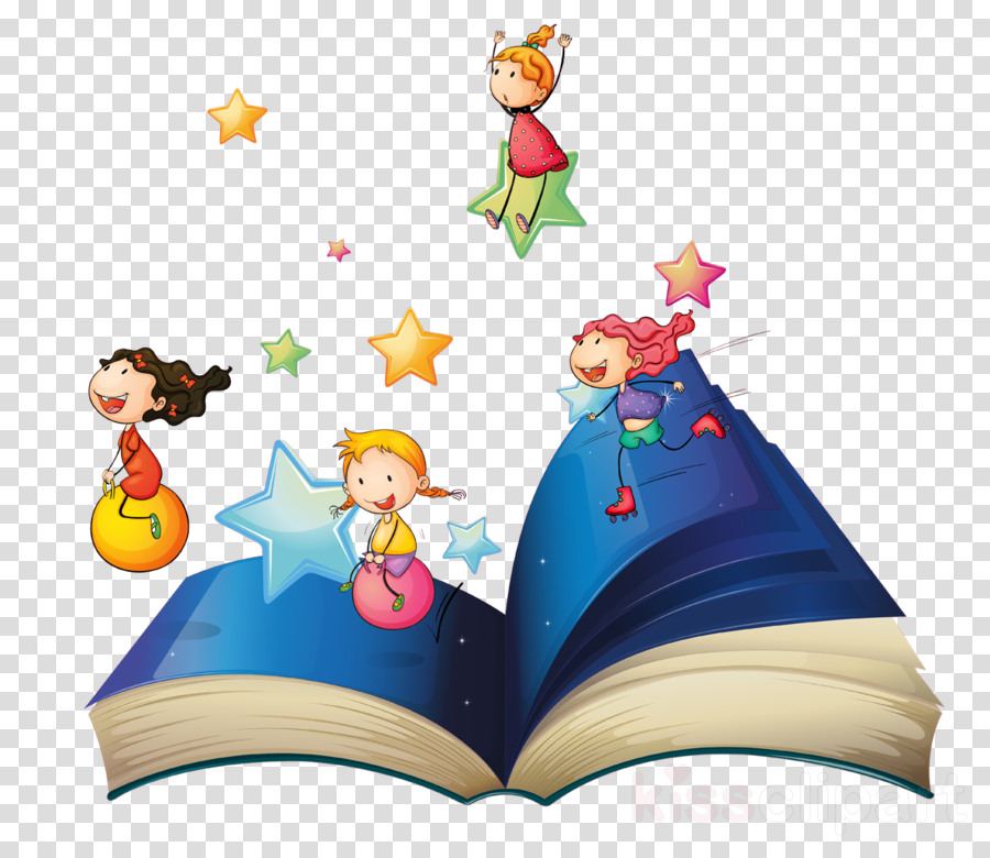 cartoon fairytale book transparent clipart Fairy tale Royalty-free