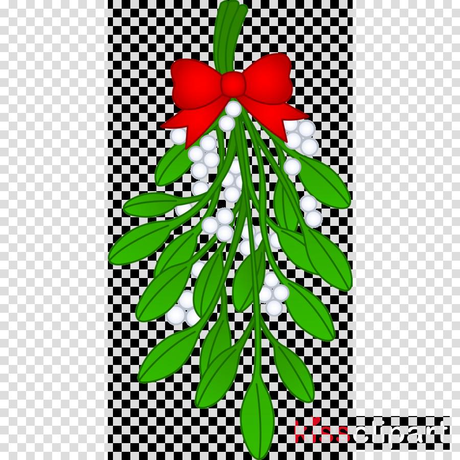 mistletoe clipart Clip Art Christmas Mistletoe Clip art