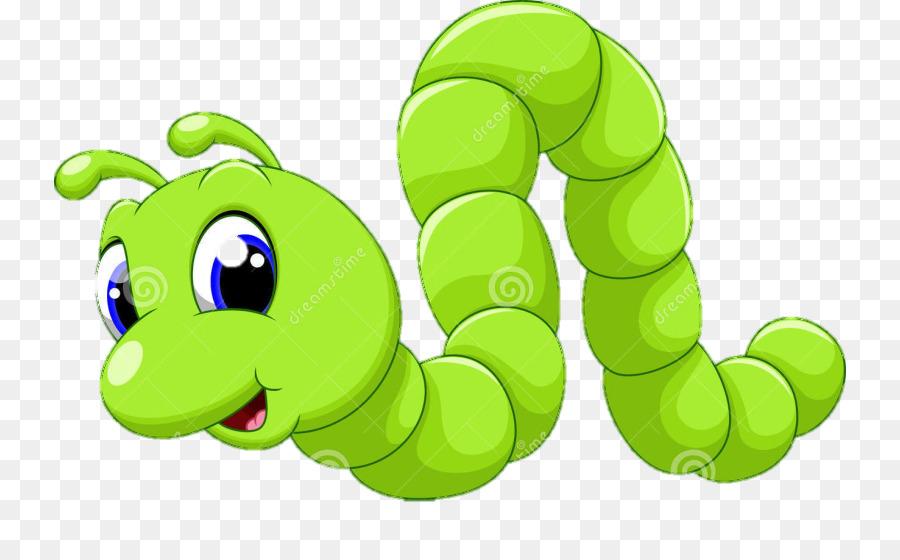 Green Grass Background Clipart Caterpillar Grass Transparent