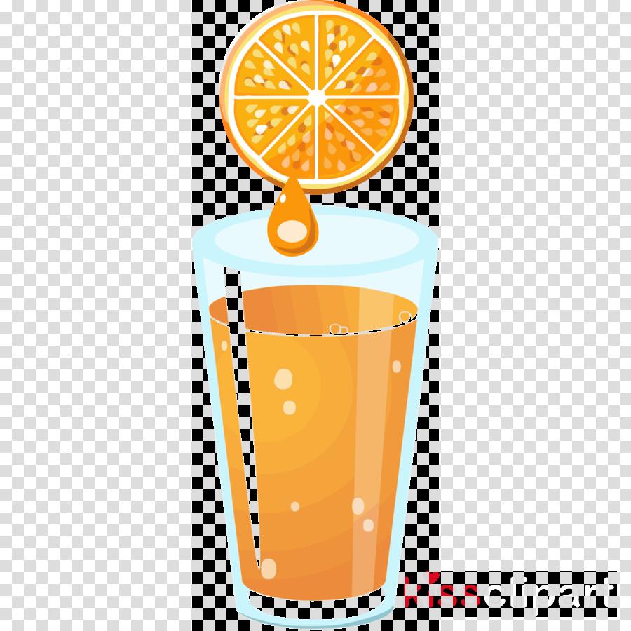 Orange juice clipart Orange juice Apple juice