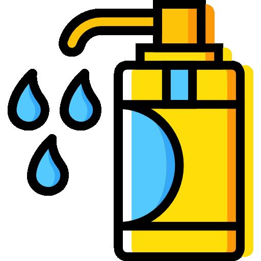 yellow background clipart shampoo transparent clip art yellow background clipart shampoo