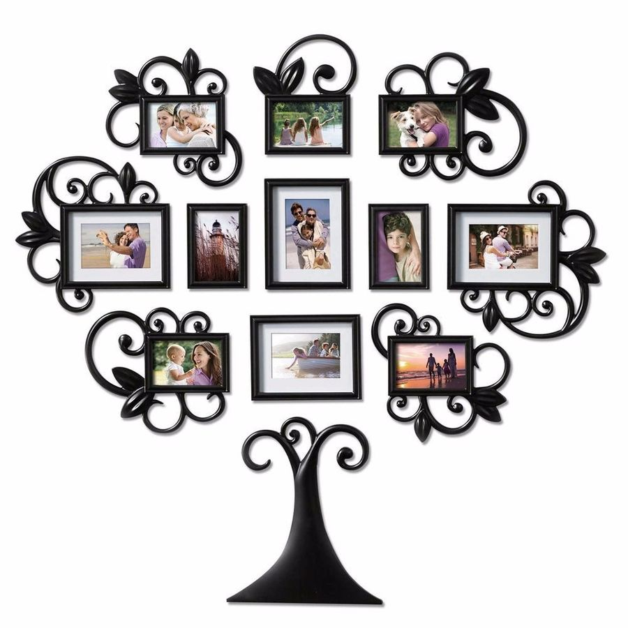 Download family tree collage frame clipart Picture Frames Collage ...