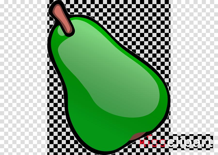 green pear clipart Clip art