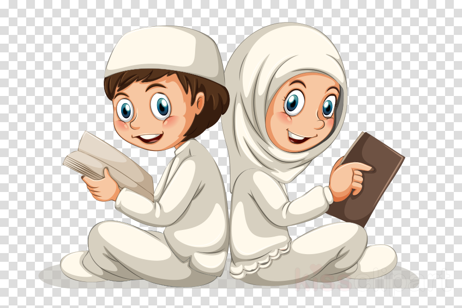 cartoon islam clipart Quran Islam