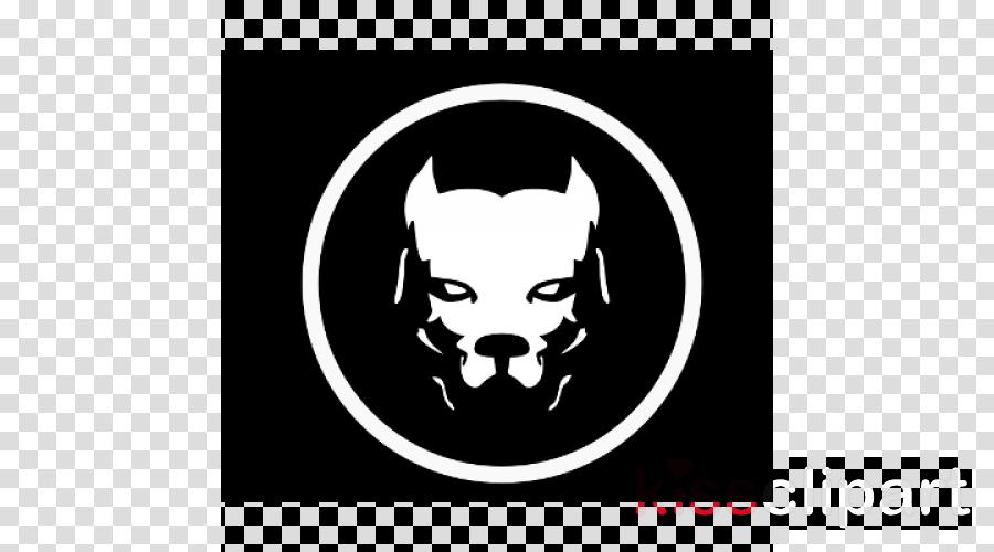 pitbull dark clipart American Pit Bull Terrier Bulldog