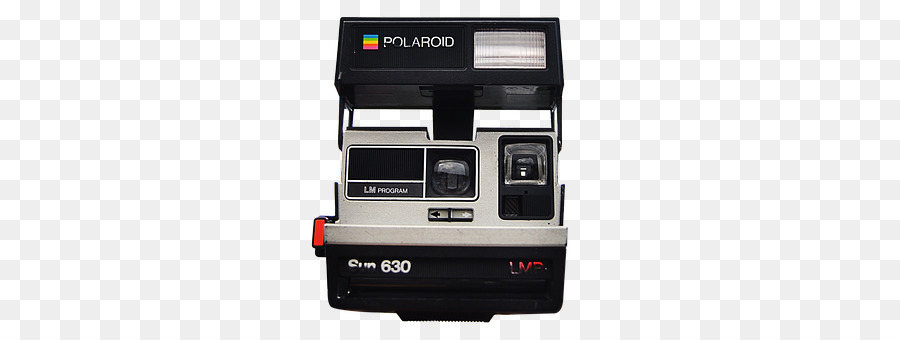Polaroid Camera Clipart