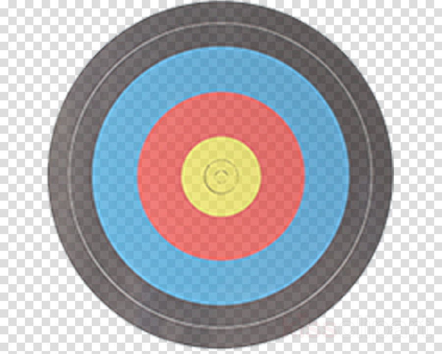 Archery clipart Target archery Clip art