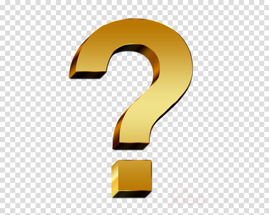 gold question mark png clipart Question mark Clip art