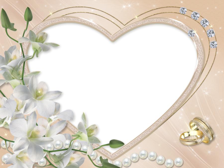Download wedding frame clipart Picture Frames Wedding photography ...