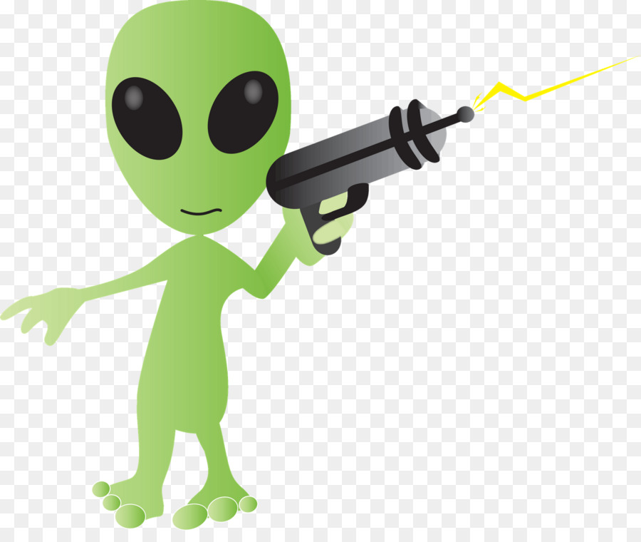Lustige Süße Cartoon Nahtlose Vektorillustration Aliens Und Ufo  Stock-Illustration - Getty Images
