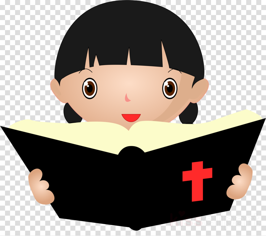 reading bible clipart Bible Clip art