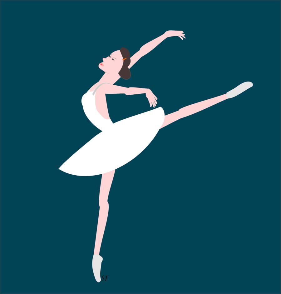 Computer Dance Clipart Modern Desktop Wallpaper Ballet