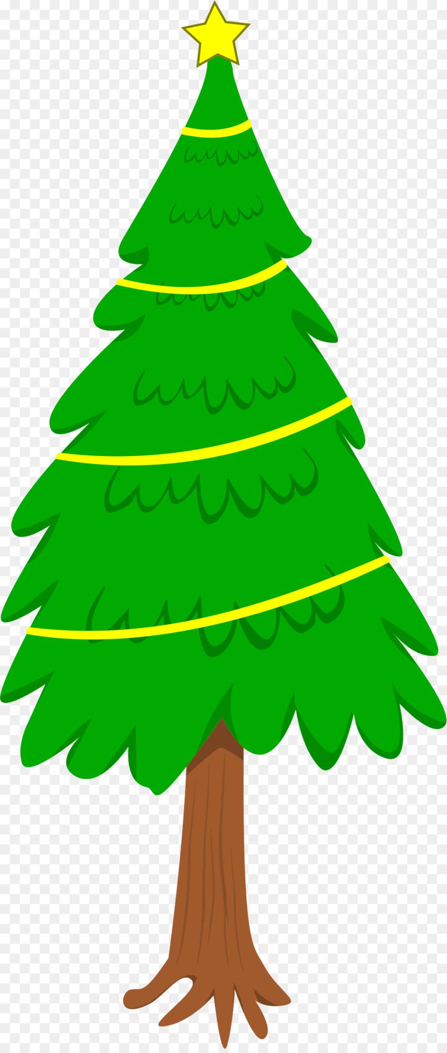 Tall Christmas Tree Clipart.Christmas Tree Branch Clipart Tree Leaf Christmas
