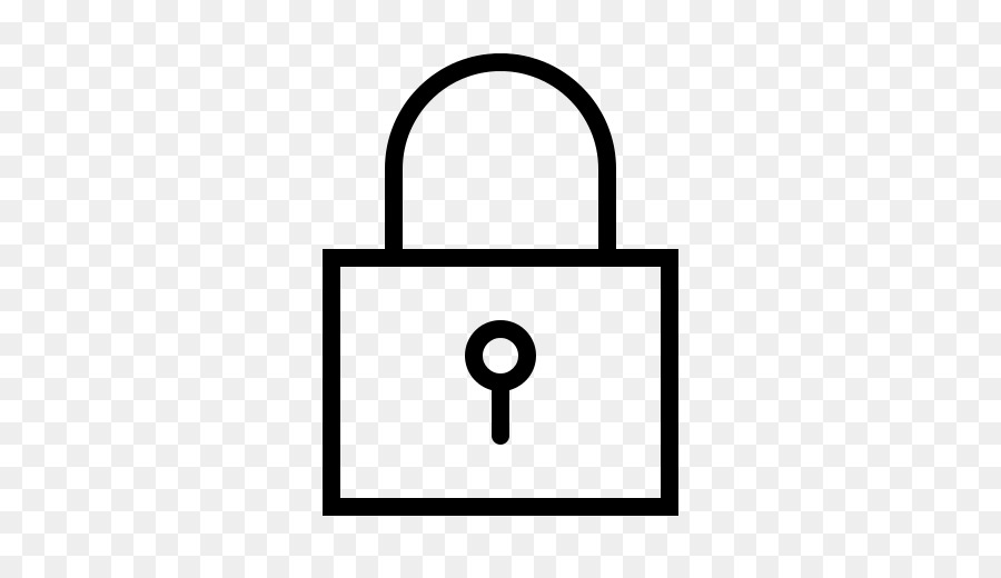 outline image of lock clipart Lock Key Clip art