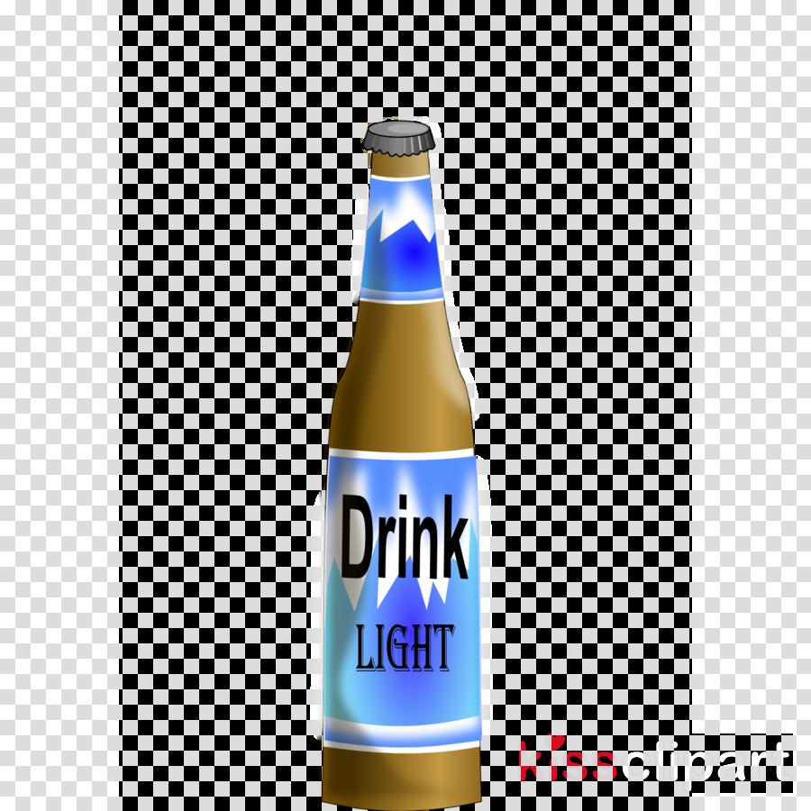 Beer clipart Beer bottle Low-alcohol beer